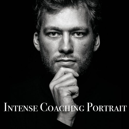 Männerportrait Intense Coaching Portraitfotografie