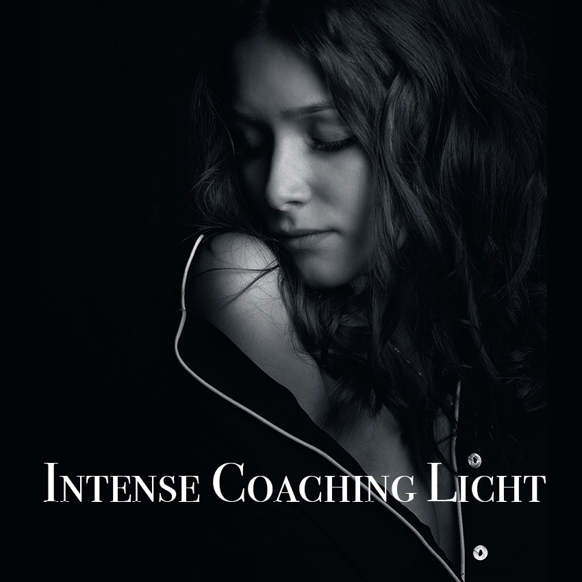 Intense Coaching Licht Fotokurs Portraitnoir