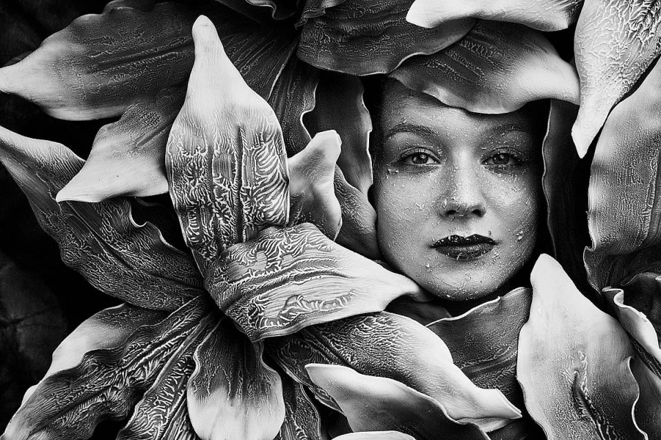 Portraitnoir Beauty Fotograf Ingolstadt Schwarzweiß Fotografie künstlerische Fotografie