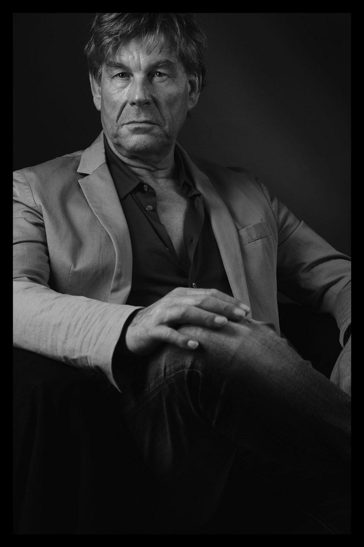 Portrait Männer Schwarzweiß