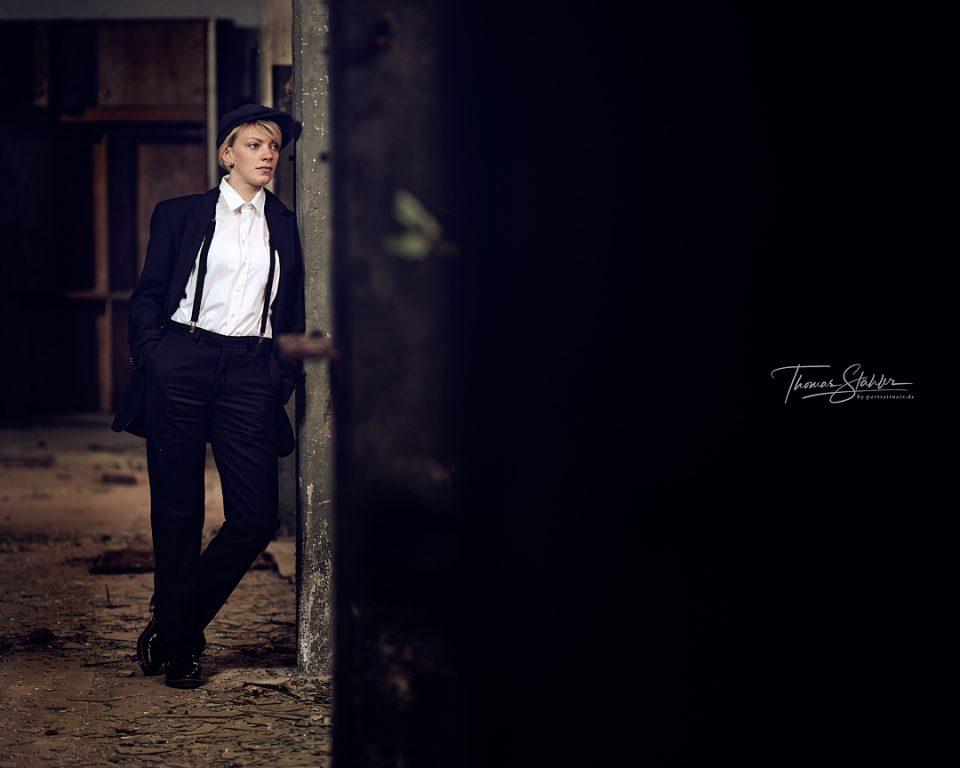 Portraitnoir Frauenportrait Fotograf Thomas Stähler